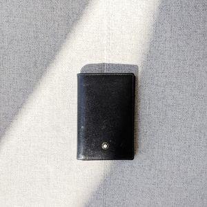 Montblanc cardholder